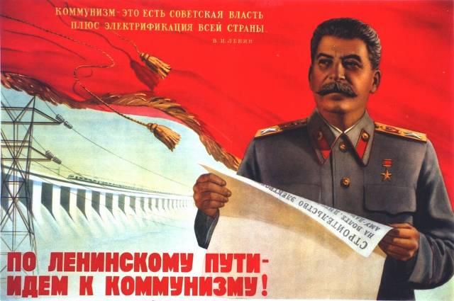 Stalin W Propagandzie Historiaorgpl Historia Kultura