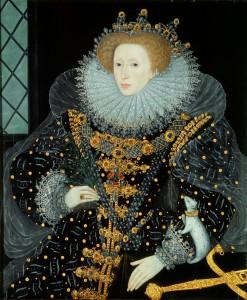 Elżbieta I, druga córka Henryka VIII