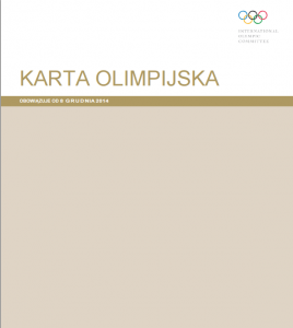 Karta olimpijska