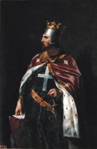 Ryszard Lwie Serce, drugi syn Henryka II
