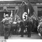 Pogrzeb zamordowanego SA mana Horsta Wessela