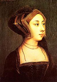Anna Boleyn urodziła córkę Elżbietę w okresie reformacji