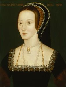 Portret Anny Boleyn