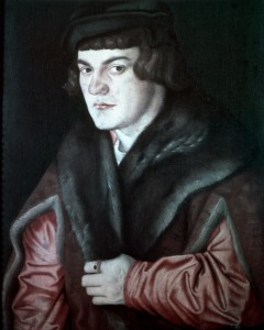 Hans_Baldung,_Self-Portrait