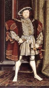 Henryk VIII, pędzla Hansa Holbeina Młodszego