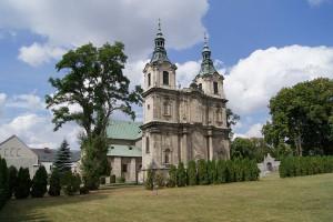 Kościół i klasztor oo. cystersów w Jędrzejowie / fot. Arianus, CC-BY-SA-3.0
