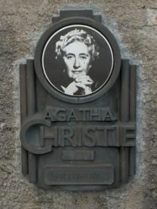 Podobizna Agathy Christie/ fot. Violetriga, CC-BY-SA-3.0