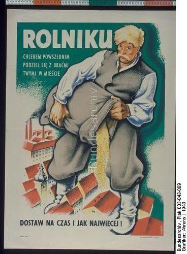 Propaganda Niemiecka Skierowana Do Polaków W Generalnym