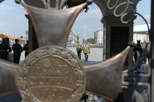 Uroczystość przyjęcia zwierzchnictwa nad Siłami Zbrojnymi / fot. prezydent.pl