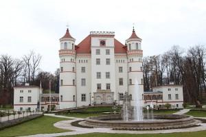 Pałac w Wojanowie / fot. Pnapora, CC-BY-SA-3.0