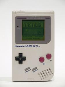 Starsza wersja gry Tetris/ fot. Willam Warby, CC BY 2.0