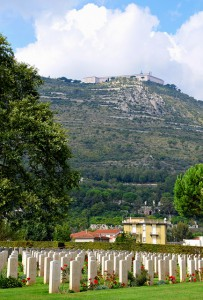 Widok na Monte Cassino/ fot. Dennis Jarvis, CC BY-SA 2.0