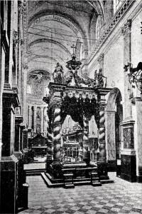 800px-Mirosław_Skonieczny,_Konfesja_św._Wojciecha_z_wielkim_ołtarzem_1915