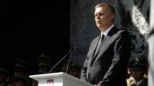 Tomasz Siemoniak / fot. ppor. Robert Suchy/DKS MON, mon.gov.pl