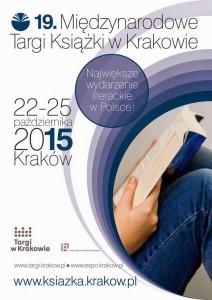 19 targi ksiazki w krakowie