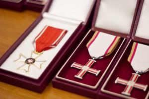 Odznaczenie przyznawane jest od 2011 r./ fot. IPN