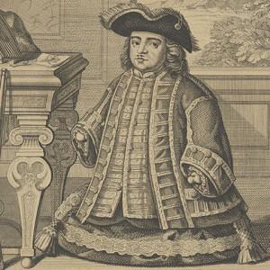 Anonimowy portret artysty z 1705 roku