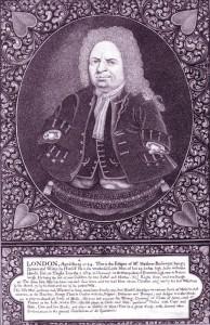 Autoportret Matthiasa Buchingera