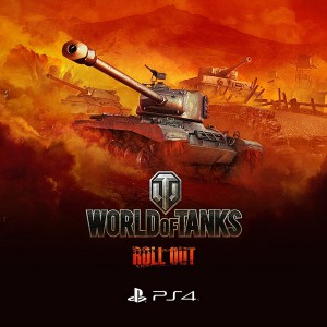 World of Tanks PlayStation4