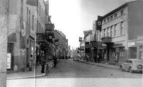 Poznań w 1942 roku.