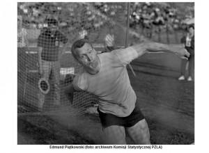 Edmund Piątkowski Nie yje Edmund Pitkowski Jeden z najwybitniejszych sportowcw