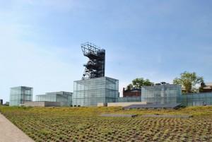 Nowa siedziba Muzeum Śląskiego / fot. MacQtosh, CC-BY-SA 3.0