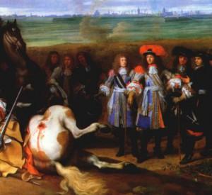 Wojna Dewolucyjna, autorstwa Le Bruna