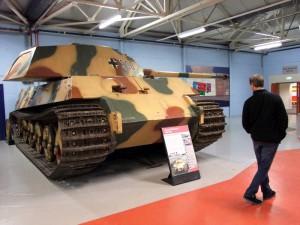 Panzer VI Model B 3