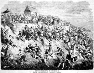 Rękawka, Tygodnik Ilustrowany 7/19 maja 1860