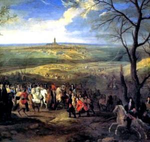 Oblężenie Mons