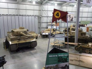 tiger ii bovington