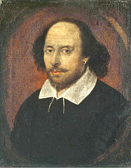 Jeden z prawdopodobnych portretów Williama Szekspira
