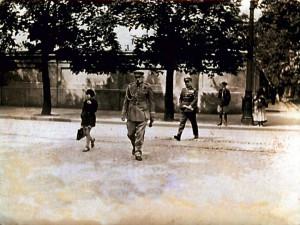 Józef Piłsudski, Walenty Wójcik