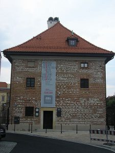 "Ośrodek Kultury Europejskiej ""Europeum"" / fot. bartek444, CC-BY-SA 3.0"