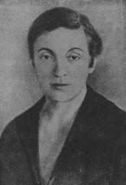Aleksandra ze Szczerbińskich Piłsudska, żona Józefa Piłsudskiego