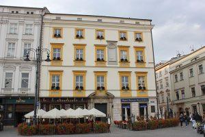 Muzeum Historyczne Miasta Krakowa - Pałac Krzysztofory / fot. Andrzej Otrębski, CC-BY-SA 3.0