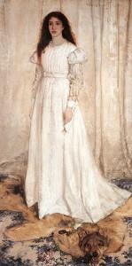 Symfonia w bieli, James McNeill Whistler