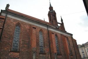 Katedra św. Mikołaja / fot. Dariusz Wierzański