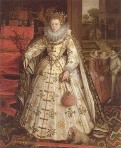 Elżbieta I w podeszłym wieku