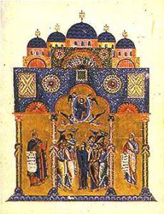 Kościół świętych Apostołów – miejsce spoczynku cesarzy bizantyńskich