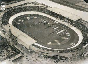 Stadion Olimpijski w 1928 r.