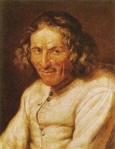 Paul Scarron - pierwszy mąż markizy