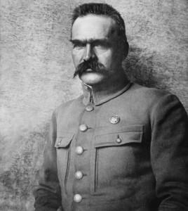 Józef Piłsudski (zdjęcie z lat 1915-1918)