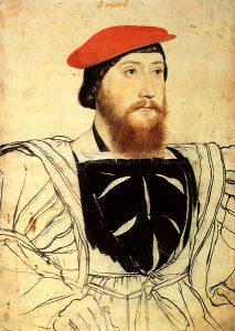 Tomasz Boleyn, portret autorstwa Hansa Holbeina