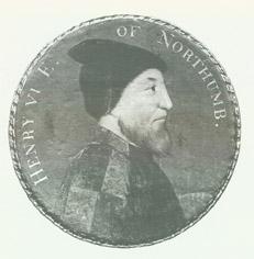 Medalion przedstawiający Henry'ego Percy, szóstego hrabię Northumberland