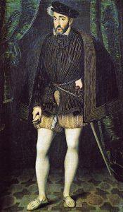 Henryk II Walezjusz, mąż Katarzyny Medycejskiej