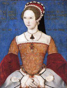 Portret Marii Tudor, autorstwa Master Johna, 1544