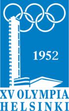 Oficjalny plakat IO w Helskinkach