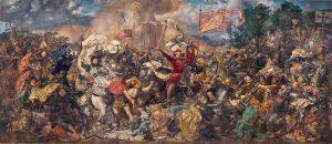 Bitwa pod Grunwaldem na obrazie Jana Matejki
