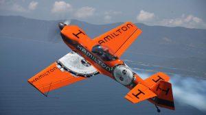 Samolot Hamilton